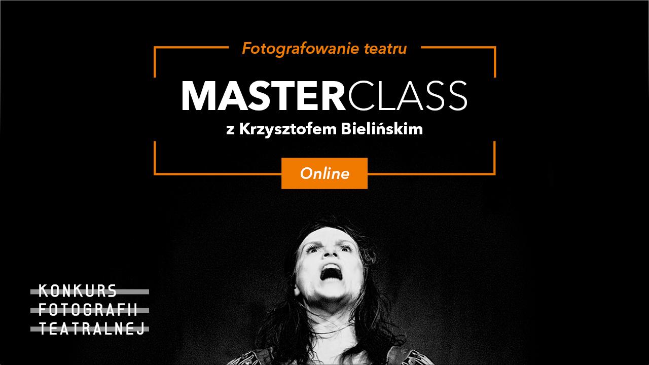 Wyniki naboru nafotograficzne warsztaty online zKrzysztofem Bielińskim