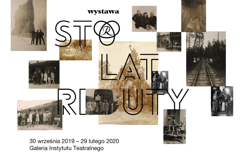 """WKRÓTCE WYSTAWA """"STO LAT REDUTY"""""""