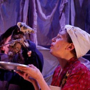 """Ostatni szczur Terezina – spektakl wramach festiwalu """"Lalka też człowiek"""""""