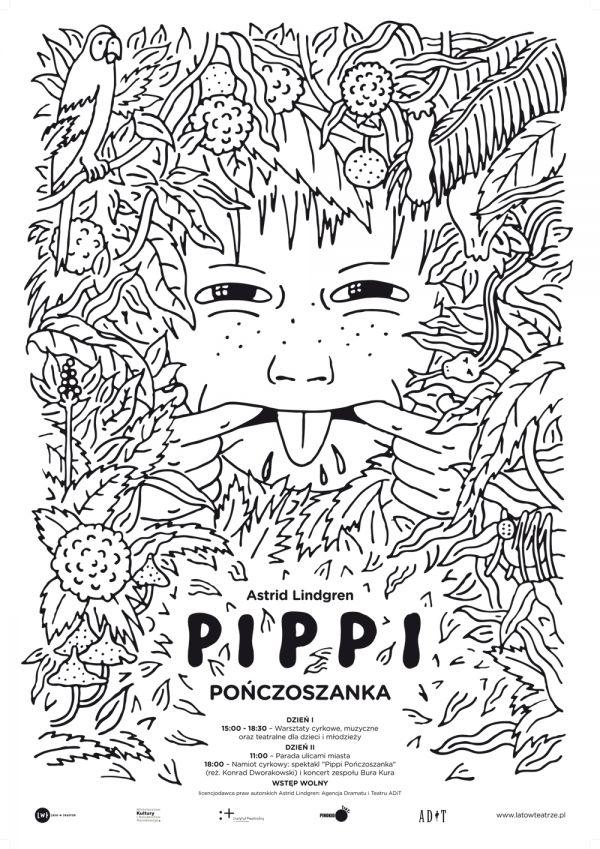 PIPPI POŃCZOSZANKA | premiera | Łódź