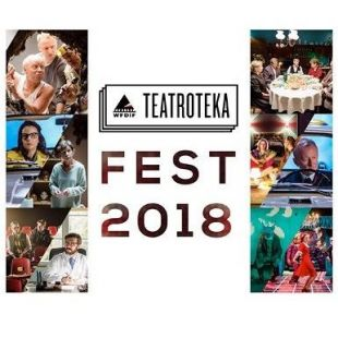 TEATROTEKA FEST 2018, DZIEŃ 1.