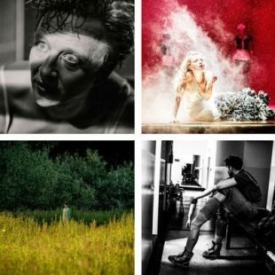 Prezentujemy finałowe prace II edycji Konkursu Fotografii Teatralnej