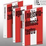 Książka w teatrze: Trzy wydawnictwa projektu HyPaTia