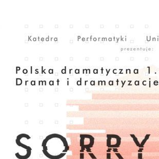 Sorry, Polsko!