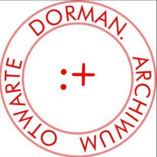 """Rezydencje badawcze """"Dorman. Archiwum otwarte"""" przyznane!"""
