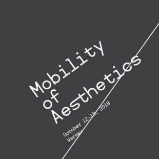 Mobility of Aesthetics