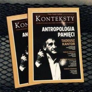 TEATR IANTROPOLOGIA PAMIĘCI TADEUSZA KANTORA