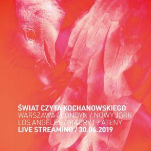 Świat czyta Kochanowskiego | WAW-NY-LA-LDN-MAD-ATH