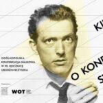 Kilka słów o Konradzie Swinarskim