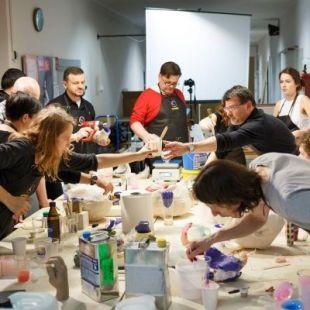 Piąte spotkanie Szkoły Konstruktorów Lalkowych