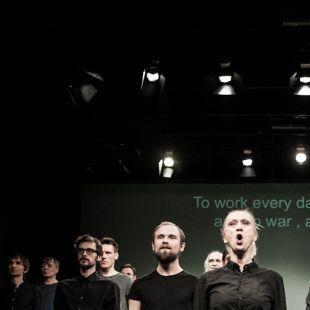 REQUIEMASZYNA | reż. Marta Górnicka | malta festival