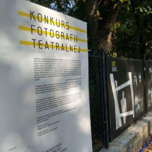 Wystawa Konkursu Fotografii Teatralnej wWarszawie