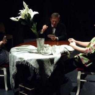 Teatr TV naplacu Defilad zokazji 250-lecia teatru publicznego