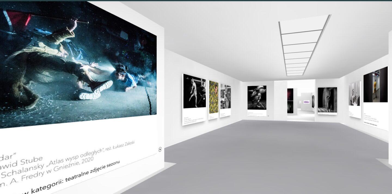 Wystawa finalistów ilaureatów VI edycji KFT naplatformie VirtuRama