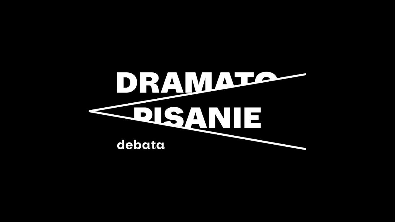 DRAMATOPISANIE. Debata zAntoniną Grzegorzewską