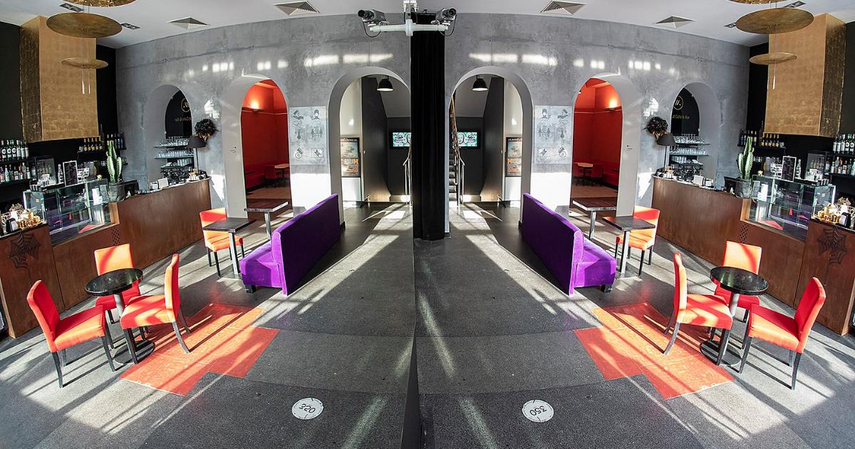 Kawiarnia Instytutu Teatralnego