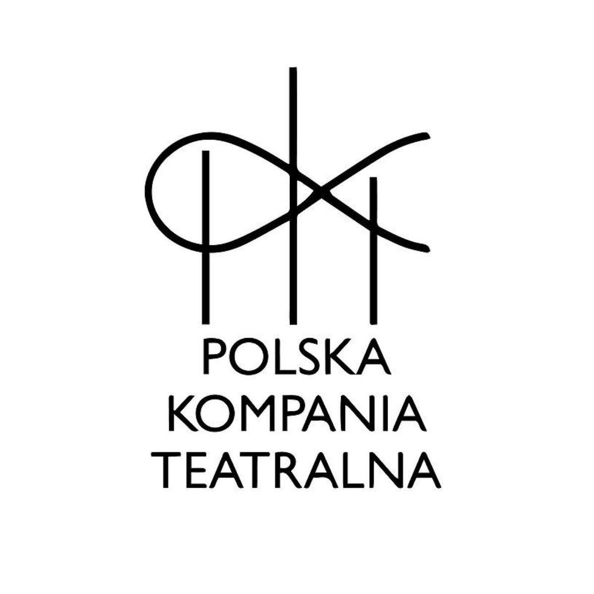 Logo: Polska Kompania Teatralna