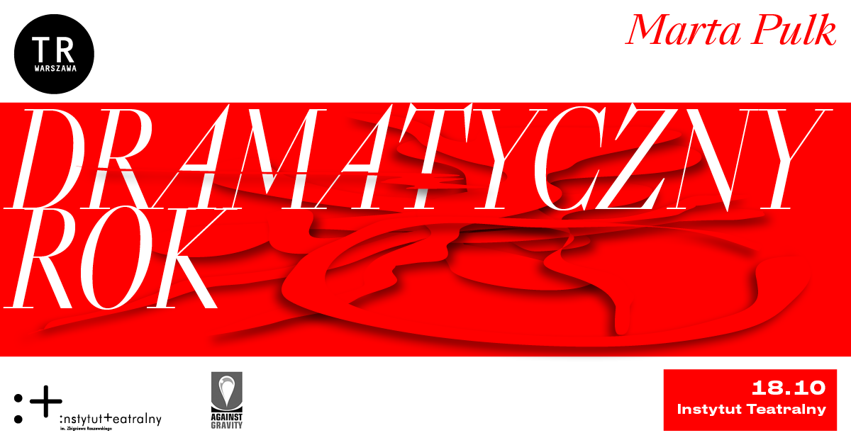 Dramatyczny rok – film dokumentalny   BALTIC TRANSFER* Festival